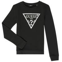 Oblačila Deklice Puloverji Guess GABOR Črna