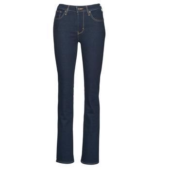 Oblačila Ženske Kavbojke bootcut Levi's 725 HIGH RISE BOOTCUT To / The / NINE
