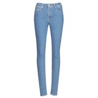 Oblačila Ženske Jeans skinny Levi's 721 HIGH RISE SKINNY Los /  angeles / Rocks