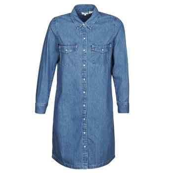 Oblačila Ženske Kratke obleke Levi's SELMA DRESS Going / Steady / (2)
