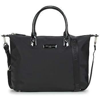 Torbice Ženske Ročne torbice LANCASTER BASIC VERNI 66 Črna