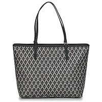 Torbice Ženske Nakupovalne torbe LANCASTER IKON 4 Črna