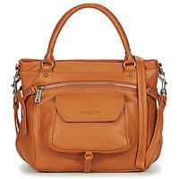 Torbice Ženske Ročne torbice LANCASTER SOFT VINTAGE 5767 Kostanjeva