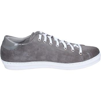 Čevlji  Moški Modne superge Ossiani sneakers camoscio Grigio