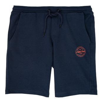 Oblačila Dečki Kratke hlače & Bermuda Jack & Jones JJISHARK Modra
