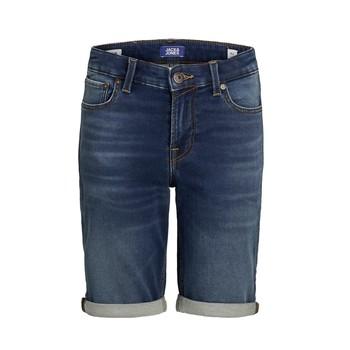 Oblačila Dečki Kratke hlače & Bermuda Jack & Jones JJIRICK Modra