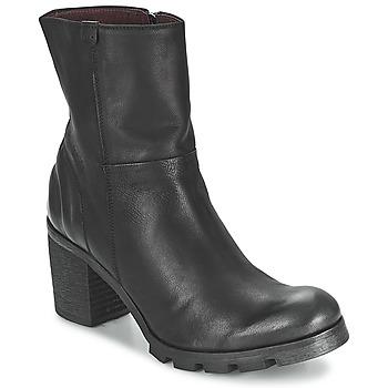 Čevlji  Ženske Gležnjarji BKR LOLA Črna