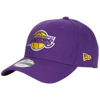 Tekstilni dodatki Kape s šiltom New-Era NBA THE LEAGUE LOS ANGELES LAKERS Vijolična