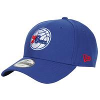 Tekstilni dodatki Kape s šiltom New-Era NBA THE LEAGUE PHILADELPHIA 76ERS Modra