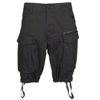 Oblačila Moški Kratke hlače & Bermuda G-Star Raw ROVIC ZIP RELAXED 12 Črna