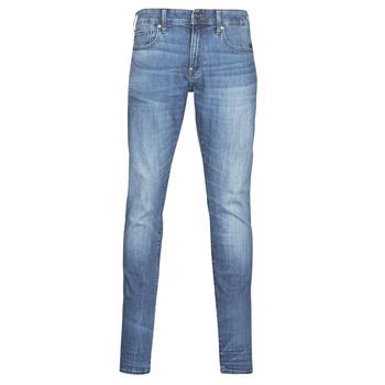 Oblačila Moški Jeans skinny G-Star Raw REVEND SKINNY Modra
