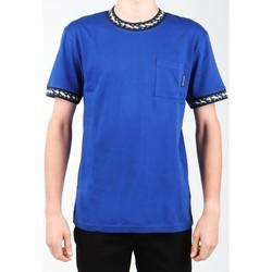 Oblačila Moški Majice s kratkimi rokavi DC Shoes DC EDYKT03372-BYB0 navy