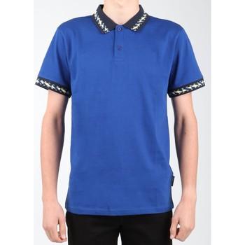 Oblačila Moški Polo majice kratki rokavi DC Shoes DC EDYKT03380-BYB0 navy