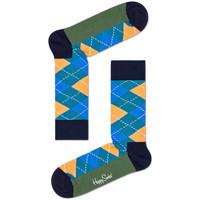 Tekstilni dodatki Nogavice Happy Socks Argyle sock Večbarvna