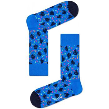 Tekstilni dodatki Moški Nogavice Happy Socks Sketch sock Večbarvna