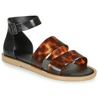 Čevlji  Ženske Sandali & Odprti čevlji Melissa MODEL SANDAL Črna