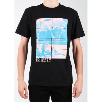 Oblačila Moški Majice s kratkimi rokavi DC Shoes DC EDYZT03746-KVJ0 black