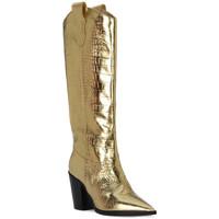 Čevlji  Ženske Mestni škornji    Priv Lab COCCO ORO Beige