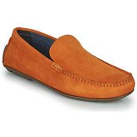 Čevlji  Moški Mokasini André BIOUTY Oranžna