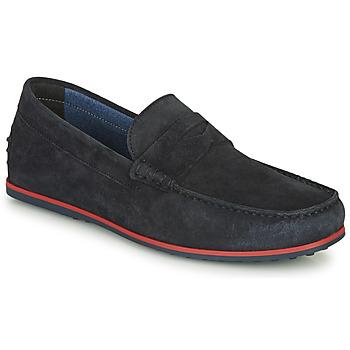 Čevlji  Moški Mokasini André SKY Modra
