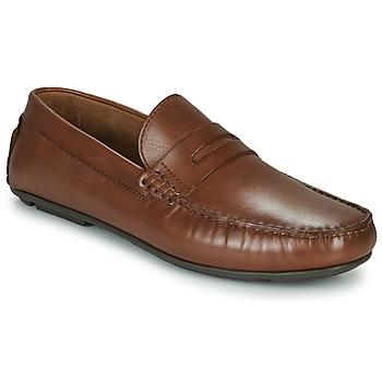 Čevlji  Moški Mokasini André SLOTI Cognac