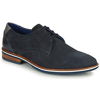 Čevlji  Moški Čevlji Derby André GRILLE Modra