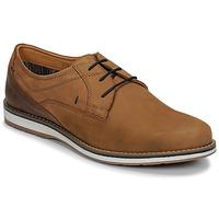 Čevlji  Moški Čevlji Derby André LINOS Cognac