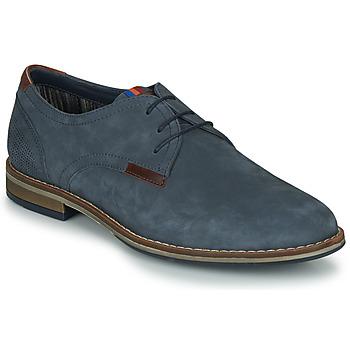 Čevlji  Moški Čevlji Derby André TITO Modra