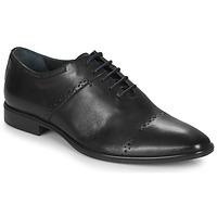 Čevlji  Moški Čevlji Richelieu André CUTTY Črna