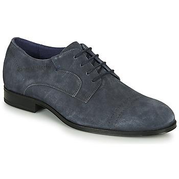 Čevlji  Moški Čevlji Derby André MARVINO Modra