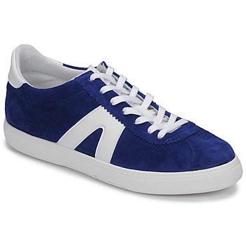Čevlji  Moški Nizke superge André GILOT 2 Modra