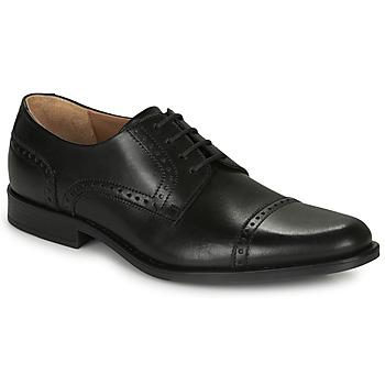 Čevlji  Moški Čevlji Derby André LORDMAN Črna