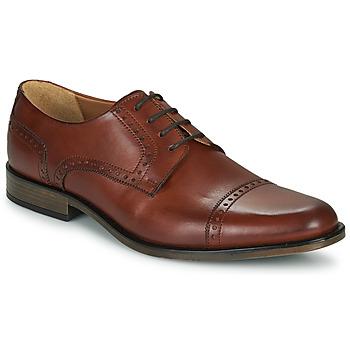 Čevlji  Moški Čevlji Derby André LORDMAN Kostanjeva