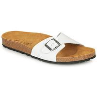 Čevlji  Moški Sandali & Odprti čevlji André NUSPRINT Bela