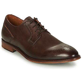 Čevlji  Moški Čevlji Derby André CLASSIQUE Kostanjeva