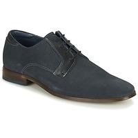 Čevlji  Moški Čevlji Derby André WARREN Modra
