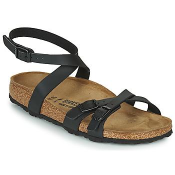 Čevlji  Ženske Sandali & Odprti čevlji Birkenstock BLANCA Črna