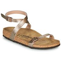 Čevlji  Ženske Sandali & Odprti čevlji Birkenstock DALOA Bronze