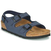 Čevlji  Dečki Sandali & Odprti čevlji Birkenstock ROMA Modra