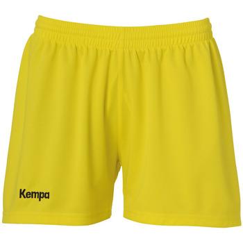 Oblačila Ženske Kratke hlače & Bermuda Kempa Short femme  Classic jaune citron