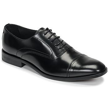 Čevlji  Moški Čevlji Richelieu André CARLINGTON Črna