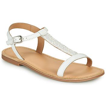Čevlji  Deklice Sandali & Odprti čevlji André ASTRID Bela