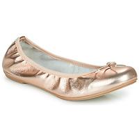 Čevlji  Deklice Balerinke André AVA Rožnata
