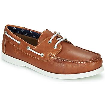 Čevlji  Moški Mokasini & Jadralni čevlji André NAUTING Kamel