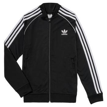 Oblačila Otroci Športne jope in jakne adidas Originals LYAM Črna