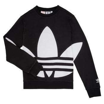Oblačila Otroci Puloverji adidas Originals BRIGDA Črna