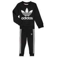 Oblačila Otroci Otroški kompleti adidas Originals LOKI Črna