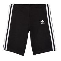 Oblačila Deklice Kratke hlače & Bermuda adidas Originals EDDY Črna