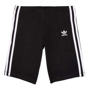 Oblačila Otroci Kratke hlače & Bermuda adidas Originals EDDY Črna