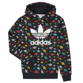 Oblačila Deklice Puloverji adidas Originals DLIA Črna
